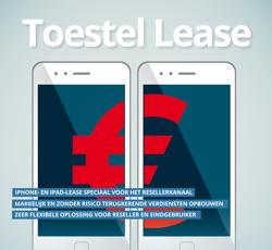 iPhone- en iPad-lease